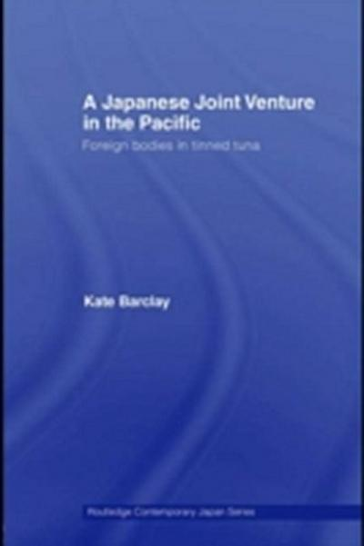 Japanese Joint Venture in the Pacific