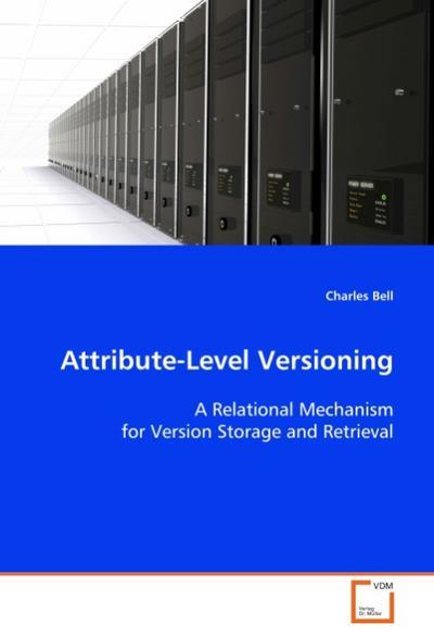 Attribute-Level Versioning