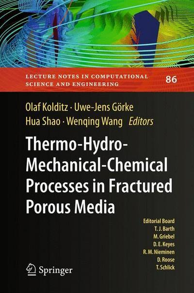 Thermo-Hydro-Mechanical-Chemical Processes in Porous Media