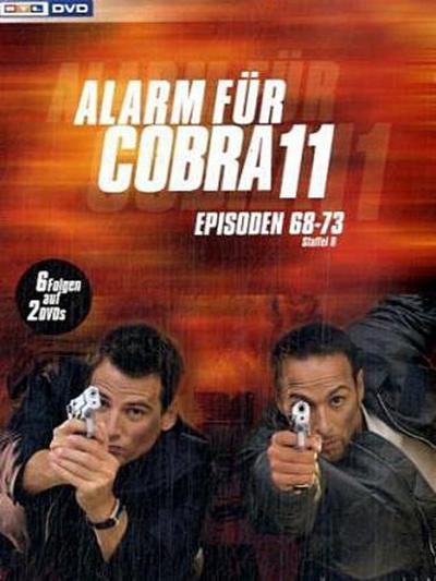 Alarm für Cobra 11  -Staffel 8