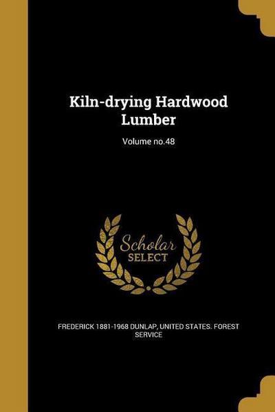 KILN-DRYING HARDWOOD LUMBER VO
