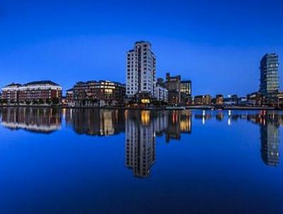 Dublin - 100 Teile (Puzzle)