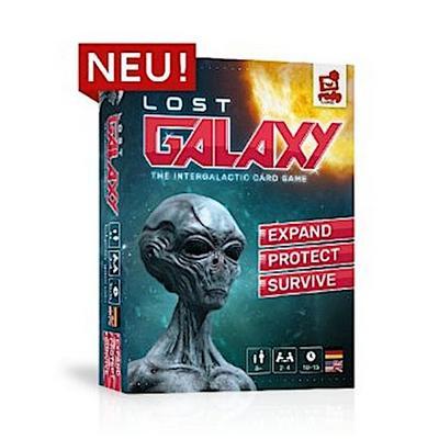 LOST GALAXY - Das intergalaktische Kartenspiel (Spiel)