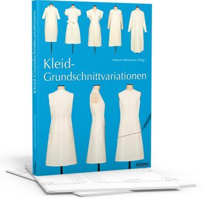 Kleid-Grundschnittvariationen