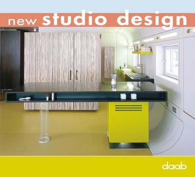 New studio design: Dt. /Engl. /Ital. /Span. /Franz. (Daab Compact Books)