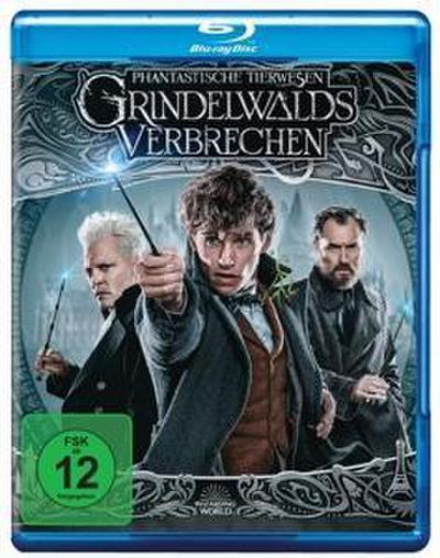 Phantastische Tierwesen: Grindelwalds Verbrechen, 1 Blu-ray (Extended Cut)