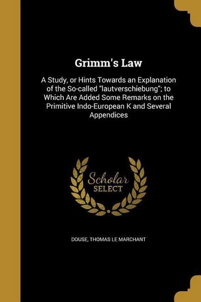GRIMMS LAW