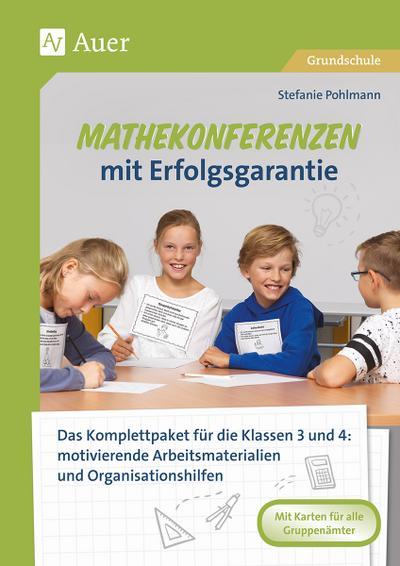 Mathekonferenzen mit Erfolgsgarantie