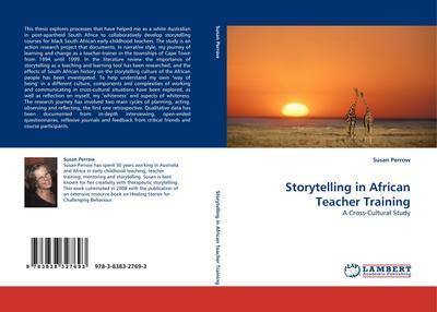 Storytelling in African Teacher Training