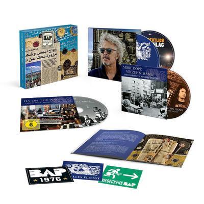 BAP: Alles fliesst - Geburtstagsedition (Ltd. Deluxe)