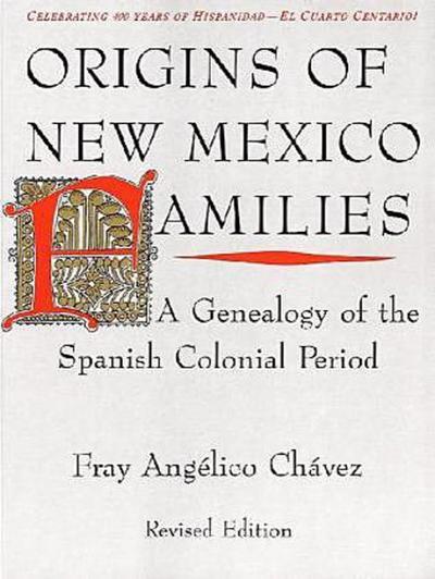 Origins of New Mexico Families