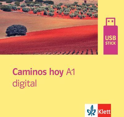 Caminos hoy A1 digital. USB-Stick