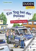 Duden Leseprofi - Ein Tag bei der Polizei