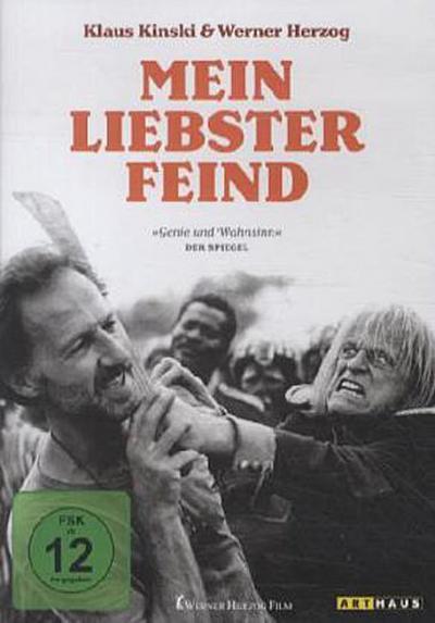 Mein liebster Feind, Klaus Kinski, 1 DVD