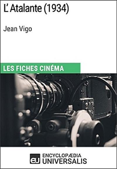 L'Atalante de Jean Vigo
