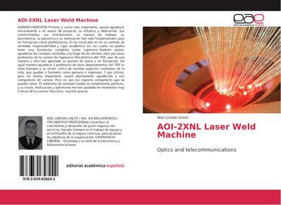 AOI-2XNL Laser Weld Machine