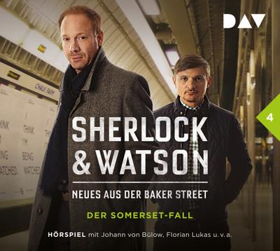 Sherlock & Watson - Neues aus der Baker Street 4