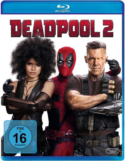 Deadpool 2 (BD)