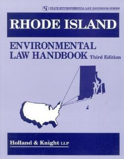 Rhode Island Environmental Law Handbook