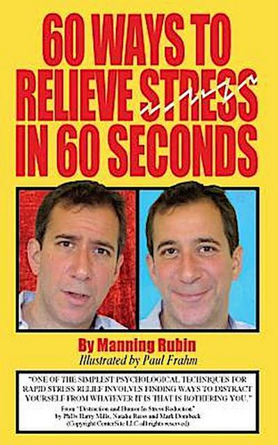 60 Ways To Relieve Stress in 60 Seconds