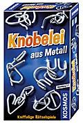 Knobelei aus Metall (Kinderspiel)