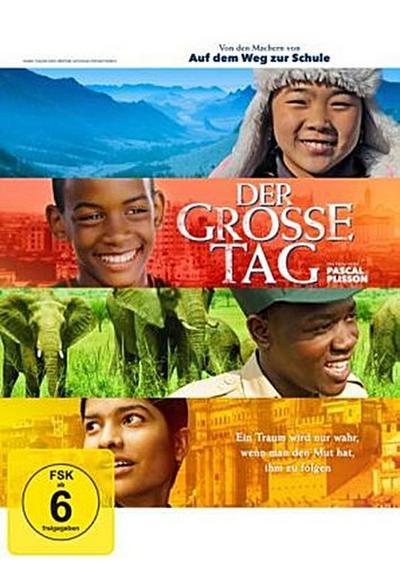 Der große Tag, 1 DVD