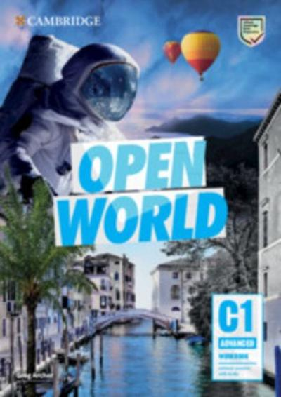 Open World Advanced. Workbook without answers with Audio Download