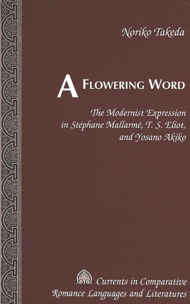 A Flowering Word Noriko Takeda