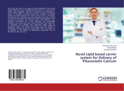 Novel Lipid based carrier system for Delivery of Pitavastatin Calcium