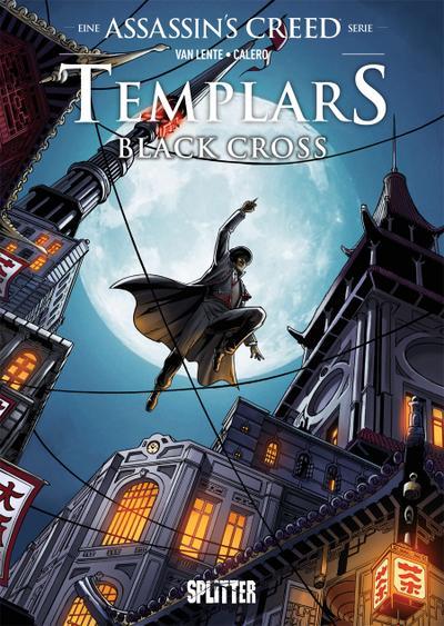 Assassin's Creed - Templars (reguläre Edition) - Black Cross
