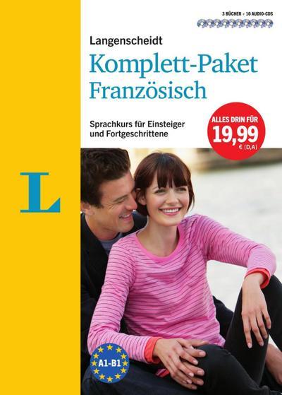 LG Komplett-Paket Französisch