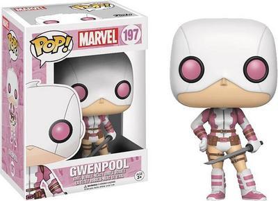 Pop Marvel Gwenpool Vinyl Figure