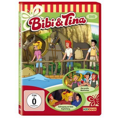 Bibi und Tina. Das große Wettreiten / Aufregung auf dem Kupferberg