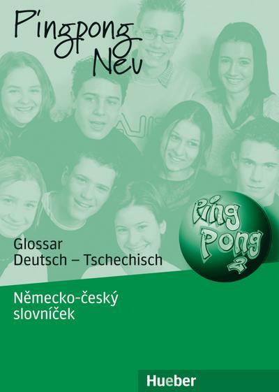 Pingpong neu 2. Glossar Deutsch-Tschechisch