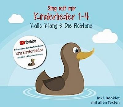 Sing Mit Mir-Kinderlieder Vol.1-4