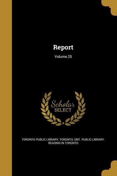 REPORT V25
