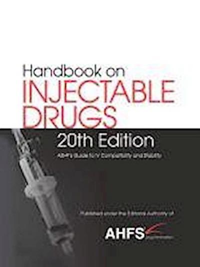 Handbook on Injectable Drugs¿