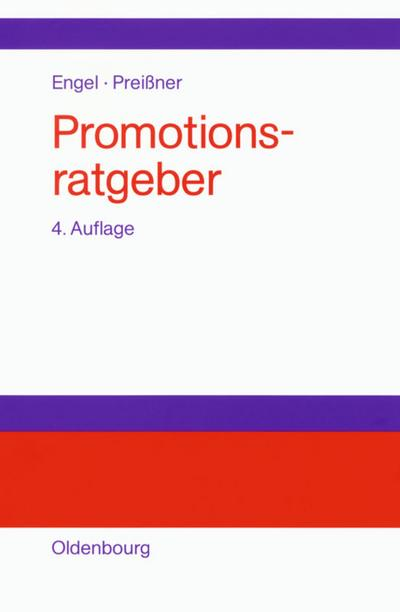 Promotionsratgeber