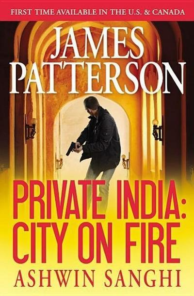 Private India: City on Fire (Library Edition)