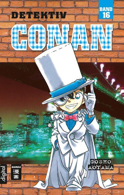 Detektiv Conan 16