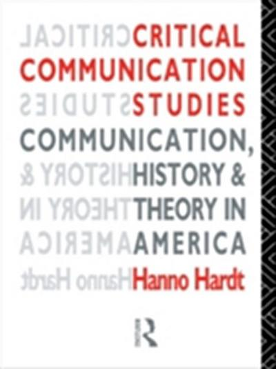 Critical Communication Studies