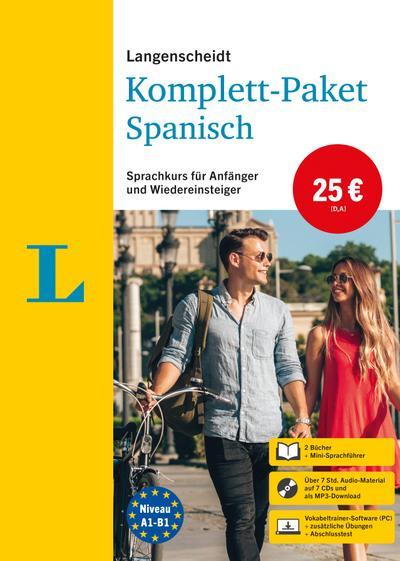 Langenscheidt Komplett-Paket Spanisch