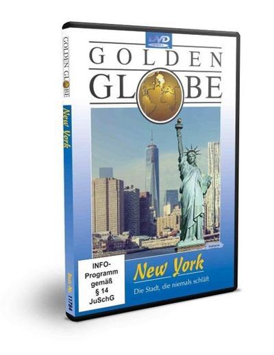 New York. Golden Globe