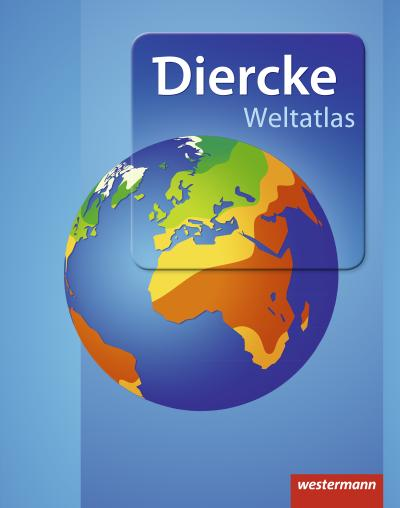 Diercke Weltatlas - Aktuelle Ausgabe
