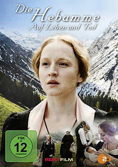 Die Hebamme - Auf Leben und Tod, 1 DVD