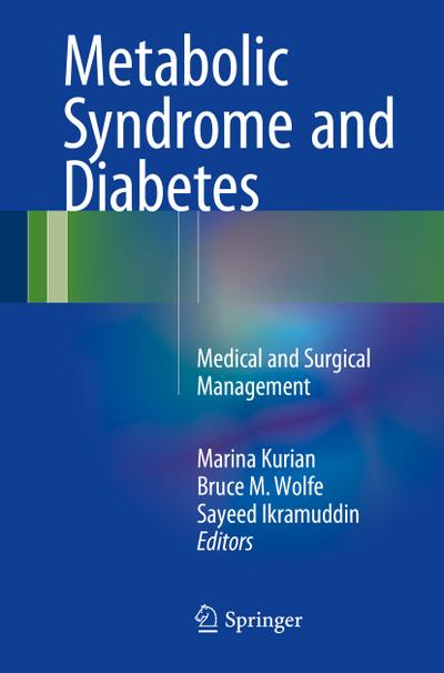 Metabolic Syndrome and Diabetes