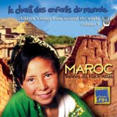 Kinderlieder der Welt Vol.9-Marokko