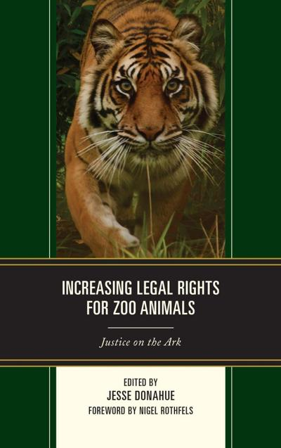 Increasing Legal Rights for Zoo Animals