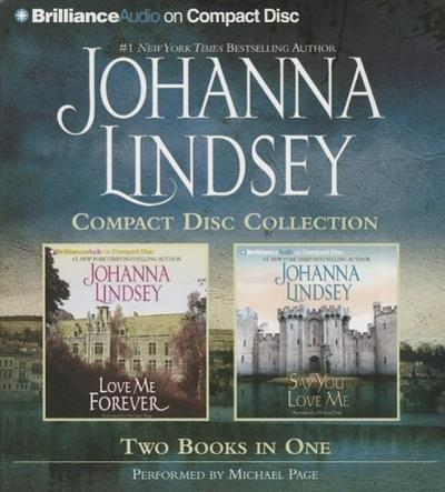 Johanna Lindsey Compact Disc Collection 4