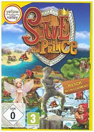 Save the Prince, 1 CD-ROM